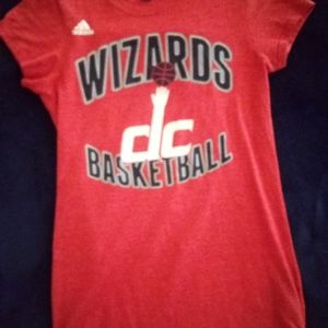 Adidas Wizard basketball tee